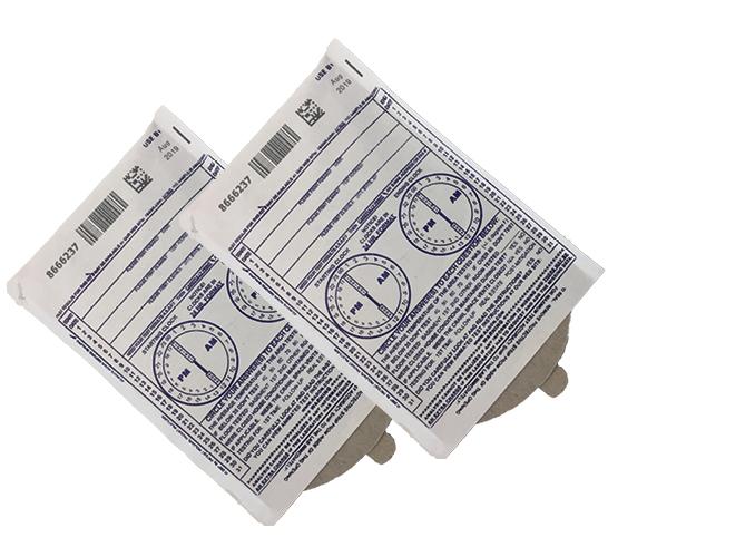 Radon short term test kits