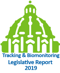 Tracking and Biomonitoring Legislative Report