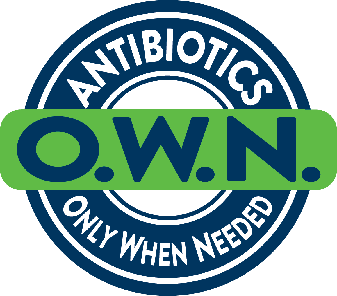 Antibiotics Only When Needed