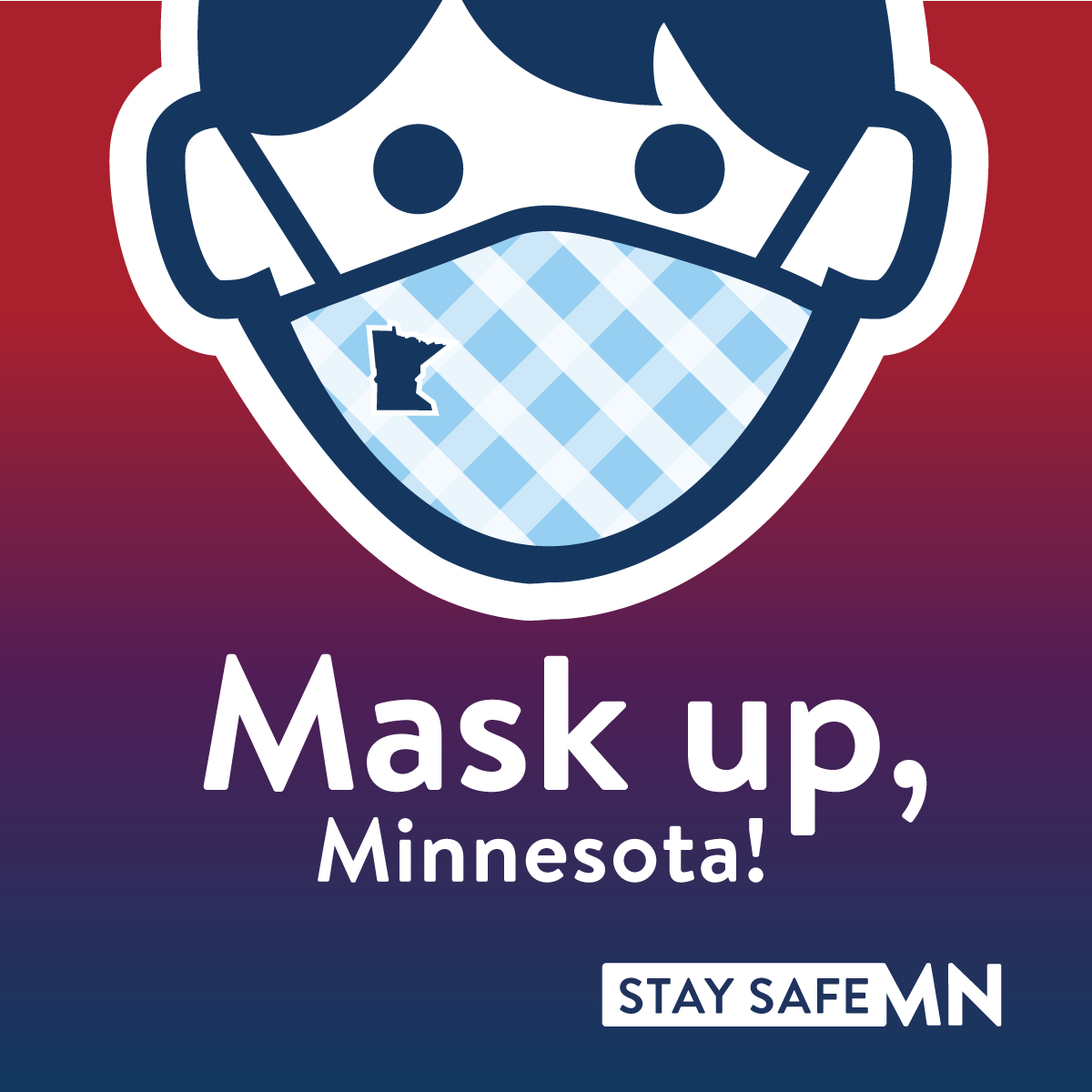 Mask up, Minnesota!