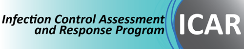 Infection Control Assessment and Response Program banner