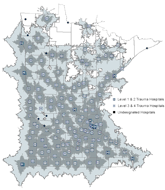 Minnesota Statewide Trauma System–Home – Minnesota ... on us physical therapy map, us pokemon map, us fallout map,