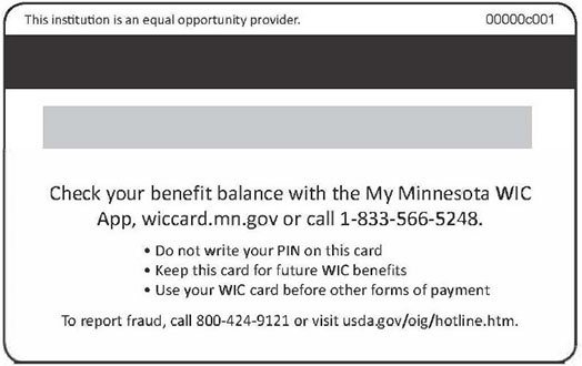 Minnesota Answers Health amp; - Of Ewic Department Questions